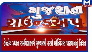 Gujarat Roundup ( 08/10/2020) Mantavyanews