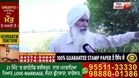 Special Report : कपास की MSP भी ना मिलने पर भावुक हुए किसान बोले 'हम तो चारों तरफ से मर रहे है'