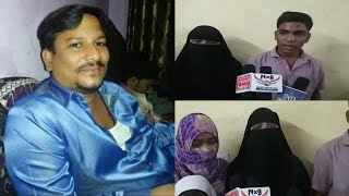 Abdul Khadeer Ke Qatilo Ko Saza Do | His Wife Appeals To Hyderabad CP Anjani Kumar |@Sach News