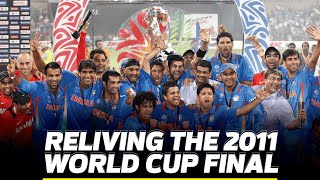 Reliving the Memories of World Cup 2011   India vs Sri Lanka Finals   CricTracker