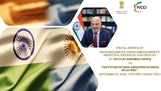 The future of India-Argentina business relations