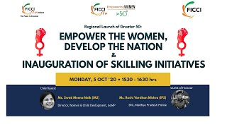 EMPOWER THE WOMEN, DEVELOP THE NATION