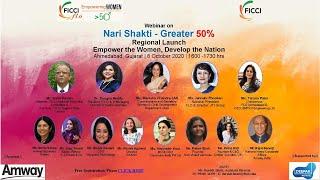 Nari Shakti - Greater 50, Regional Launch Empowering the Women, Develop the Nation