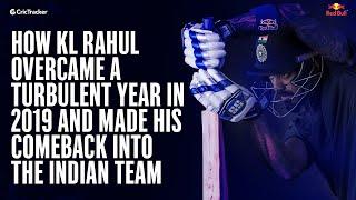 How Red Bull Athlete KL Rahul became one of the world's best batsmen in 2019-20? | CricTracker