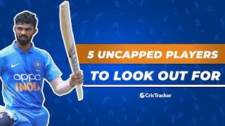 Indian T20 League: Five uncapped players who can set tournament on fire ft Ravi Bishnoi, CricTracker