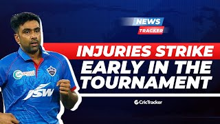 Injury scare for the players, Yuzi Chahal wins it for RCB in the first game, NewsTracker