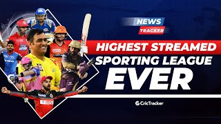 Mitchell Marsh ruled out of Indian T20 League, A new viewership record worldwide, NewsTracker