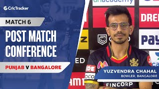 Yuzvendra Chahal explains why J Philippe batted at No 3 & the reason of team's defeat against Punjab