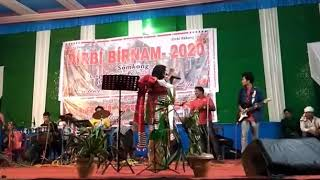 Ali Aye Ligang night function live by Zinti Panging