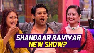 Kya Aane Wala Hai Sidharth Shukla, Shehnaaz Gill Aur Rashmi Desai Ka Naya Show?   Shandaar Ravivar