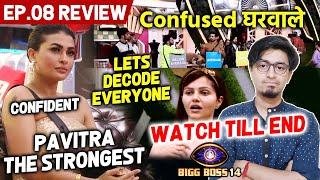 Bigg Boss 14 EP 08 Review | Weekend Ka Vaar | Pavitra Punia STRONGEST Contestant, Confused Gharwale