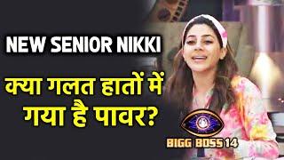 Bigg Boss 14: Nikki Tamboli Ko Mile SENIORS Ke Power, Kya Galat Haton Me Gayi Power? | BB 14
