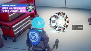 Fortnite Boss Doctor Doom Lake House Laboratory Reward