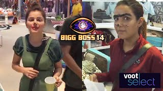 Bigg Boss 14 Voot Live Stream Update: New Task Me Jasmin Aur Rubina Dikhi RABIT Avatar Me