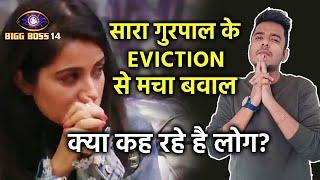 Bigg Boss 14: Sara Gurpal Ke EVICTION Se Social Media Par Bada Bawal, Kya Keh Rahi Hai Janta?