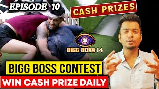 Bigg Boss 14 Contest | WIN Cash Prize Daily | Kaun Hoga Episode 10 Ka Contestant Of The Day? | BB 14