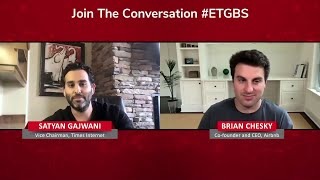 ETGBS 2020: The travel industry is never going to be the same again, says Airbnb CEO Brian Chesky