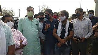 पर्यावरण मंत्री गोपाल राय ने भलस्वा लैंडफिल का किया औचक निरीक्षण, MCD पर जुर्माना लगाएगी सरकार