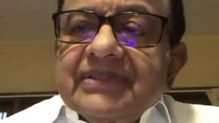FM's Stimulus Is Khoda Pahaad Nikla Chuha, Won't Help Growth: P Chidambaram addresses media