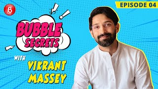 Vikrant Massey Admits To GATECRASHING Weddings For Free Food | Bubble Secrets
