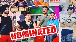 Bigg Boss 14 | These Contestants Are NOMINATED This Week | BB14 Latest Update