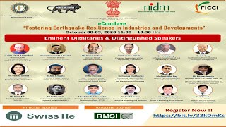 Fostering Earthquake Resilience in Industries & Developments #Day2