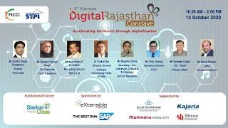 5th Digital Rajasthan Conclave
