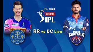 IPL 2020 का 30वां मैच दिल्ली कैपिटल्स और राजस्थान रॉयल्स के बीच खेला जाएगा