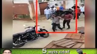 मध्यप्रदेश: जबलपुर में ऑटो चालक की बेरहमी से पिटाई, सोशल मीडिया पर वीडियो वायरल