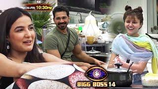 Bigg Boss 14: Rubina Ke Samne Jasmin Ne Kholi Abhinav Ke Ex-Girlfriend Ki Secret