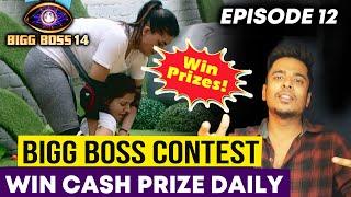 Bigg Boss 14 Contest | WIN Cash Prize Daily | Kaun Hoga Episode 12 Ka Contestant Of The Day? | BB 14