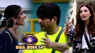 Bigg Boss 14: Task Me Hua Bawal, Sidharth Shukla VS Hina Khan, Gauhar Khan, Kaun Sahi Kaun Galat?