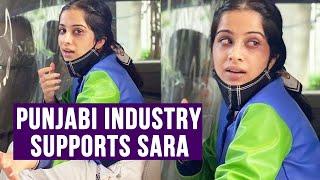 Bigg Boss 14: Sara Gurpal Ke Eviction Ke Baad, Puri Punjab Industry Aayi Support Me