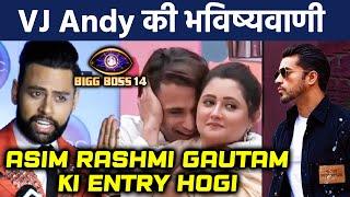 Bigg Boss 14: Rashmi Desai, Asim Riaz, Gautam Gulati NEW Seniors, VJ Andy Ka Prediction