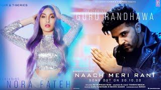 Naach Meri Rani | First Look | Reaction | Guru Randhawa | Nora Fatehi