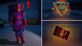Fortnite All New Bosses, Vault Locations & Mythic Weapons, KeyCard Boss Galactus in Season 4