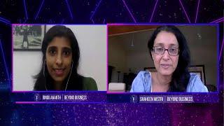 ETPWLA 2020: Bindu Ananth of & Shaheen Mistri awarded 'Beyond Business'