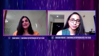 ETPWLA 2020: Shivani Poddar and Tanvi Malik of FabAlley awarded 'Emerging Entrepreneur of the Year'