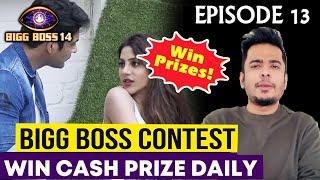 Bigg Boss 14 Contest | WIN Cash Prize Daily | Kaun Hoga Episode 13 Ka Contestant Of The Day? | BB 14