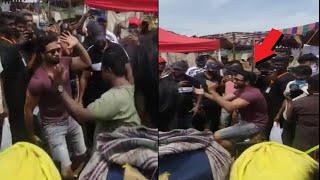 Sri Murali Thamate Dance Video goes viral   Sri Murali Dance in Madhagaja Sets