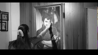 Meghana Raj Shared Special Video For Chiru Birthday    Dhruva Sarja