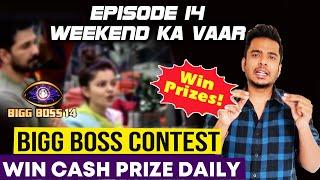 Bigg Boss 14 Contest | WIN Cash Prize Daily | Kaun Hoga Episode 14 Ka Contestant Of The Day? | BB 14