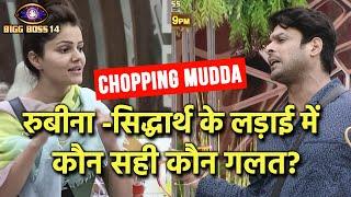 Bigg Boss 14: Chopping Mudda Rubina Vs Seniors, Kaun Hai Sahi Kaun Hai Galat?