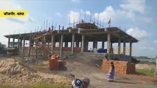 हसदेव के किनारे री नारायणी धाम मंदिर भव्य निर्माण cglivenews