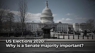 US Elections 2020: Why is Senate majority important for next President