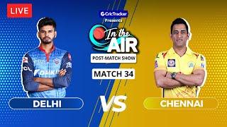 Delhi v Chennai - Post-Match Show - In the Air - Indian T20 League Match 34