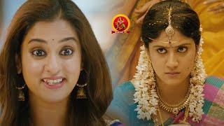 Nanditha Raj Intro | Dhanya Balakrishna Wedding | Savithiri Movie Scenes | Nara Rohith