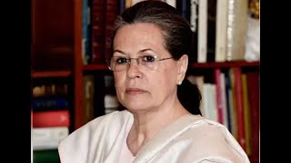 Sonia Gandhi asks congress leaders to fight for people's issues