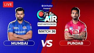 Mumbai v Punjab - Post-Match Show - In the Air - Indian T20 League Match 36