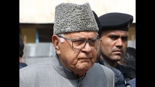 J-K Cricket scam: ED questions ex-CM Farooq Abdullah; son Omar alleges 'political vendetta'